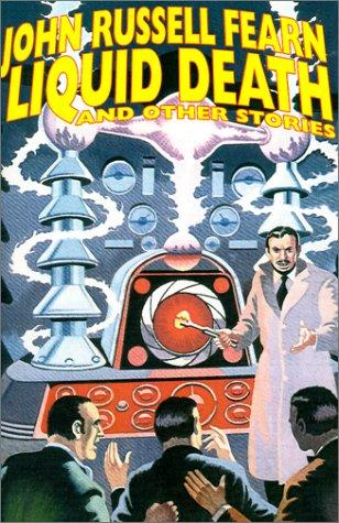 book cover of Liquid Death and Other Stories