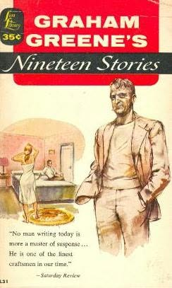 book cover of Nineteen Stories
