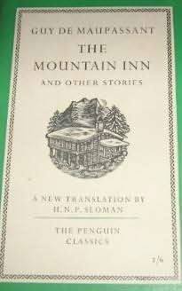 book cover of The Mountain Inn