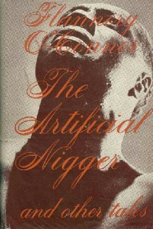 book cover of The Artificial Nigger