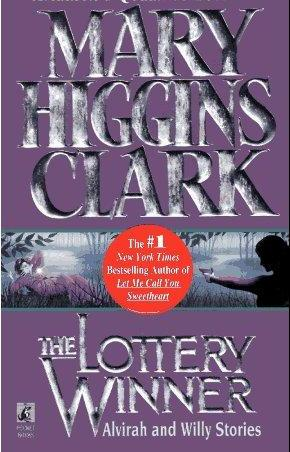 book cover of The Lottery Winner