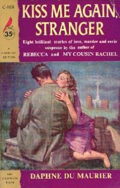 book cover of Kiss Me Again, Stranger