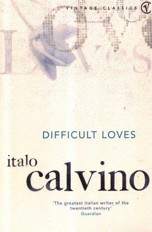 book cover of Difficult Loves