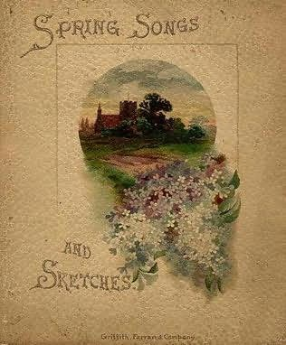 book cover of Spring Songs and Sketches