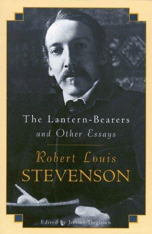 critical essays on robert louis stevenson