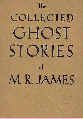 book cover of The Collected Ghost Stories of M R James