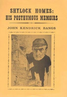 book cover of Shylock Homes