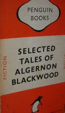 book cover of Selected Tales of Algernon Blackwood