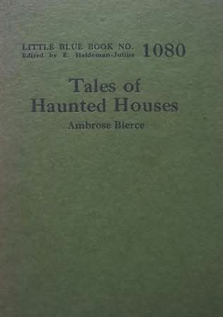 book cover of Tales of Haunted Houses