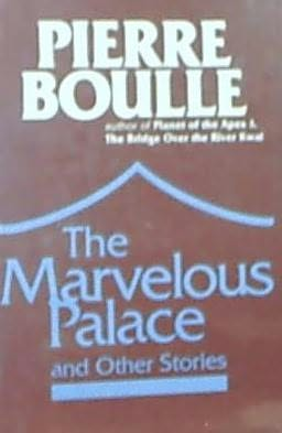 book cover of The Marvelous Palace
