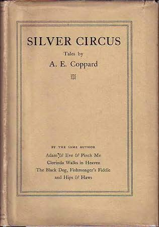 book cover of Silver Circus