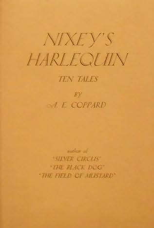 book cover of Nixey\'s Harlequin