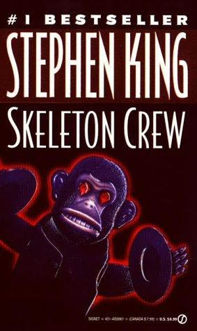 book cover of   Skeleton Crew   by  Stephen King