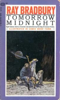 book cover of Tomorrow Midnight