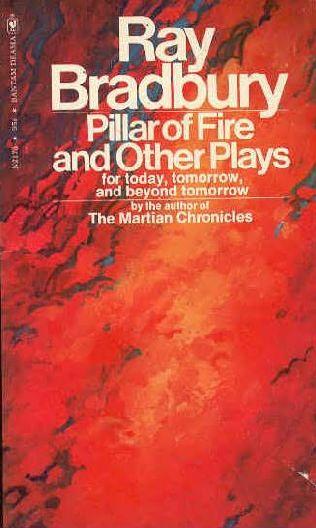 book cover of Pillar of Fire
