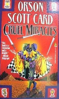 book cover of Cruel Miracles