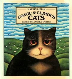 book cover of Comic and Curious Cats