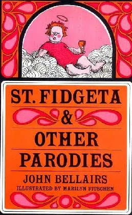 book cover of St. Fidgeta and Other Parodies