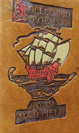 book cover of The Collected Poems of John Masefield