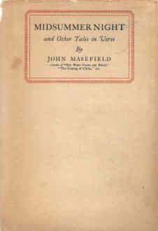 book cover of Midsummer Night