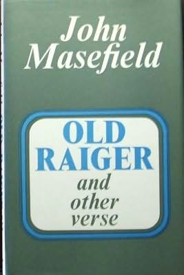 book cover of Old Raiger and other Verse