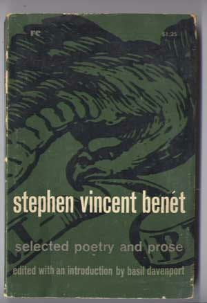 book cover of Selected Poetry and Prose