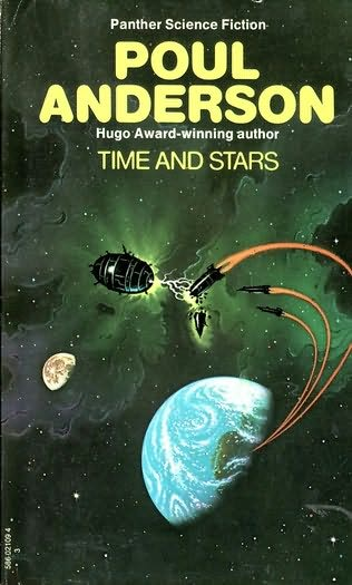 book cover of Time and Stars