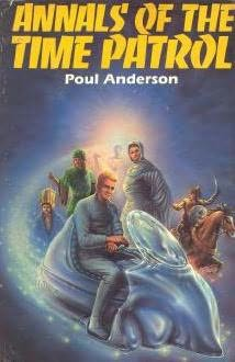 book cover of Annals of the Time Patrol