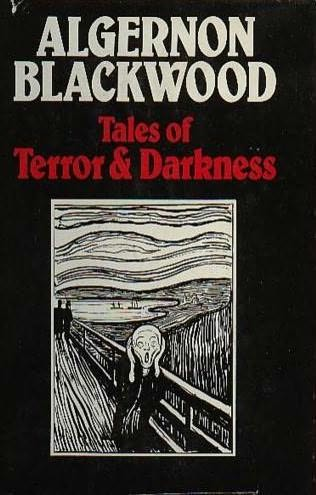 book cover of Tales of Terror and Darkness
