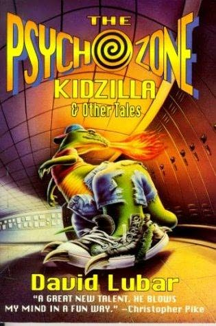 book cover of The Psychozone : Kidzilla