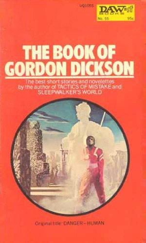 book cover of Danger - Human