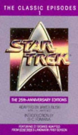 book cover of Star Trek 1