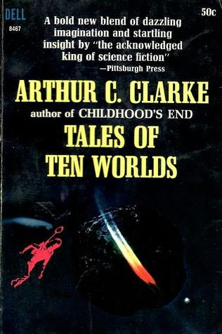 book cover of Tales of Ten Worlds