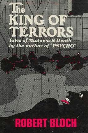 book cover of The King of Terrors