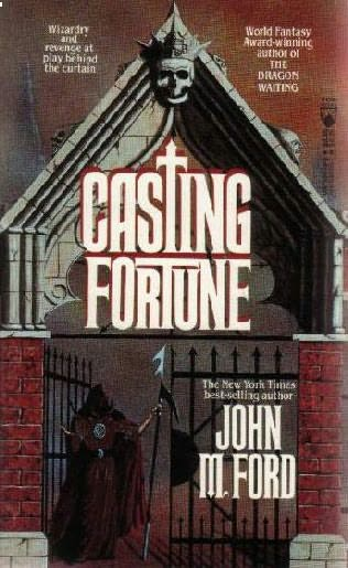 book cover of Casting Fortune