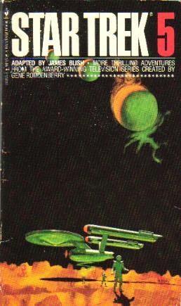 book cover of Star Trek 5