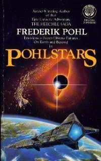 book cover of Pohlstars