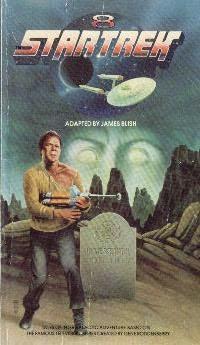 book cover of Star Trek 8