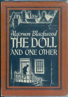 book cover of The Doll and One Other
