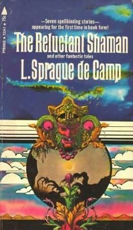 book cover of The Reluctant Shaman
