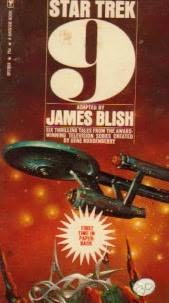 book cover of  Star Trek 9   (James Blish's Star Trek) by James Blish