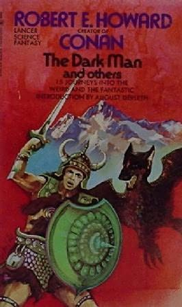 book cover of The Dark Man and Others