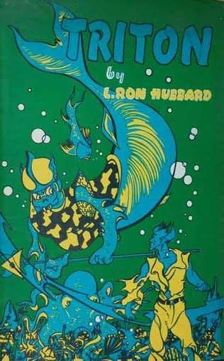book cover of Triton and Battle of Wizards