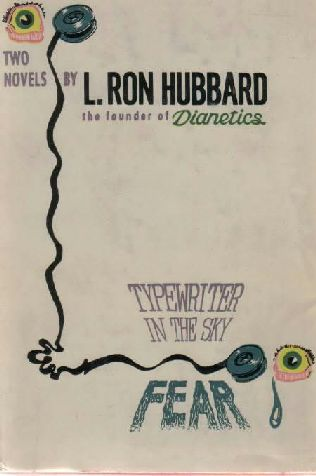 book cover of Typewriter in the Sky / Fear