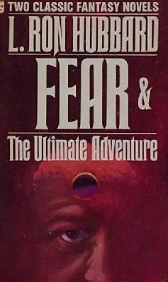 book cover of Fear / The Ultimate Adventure