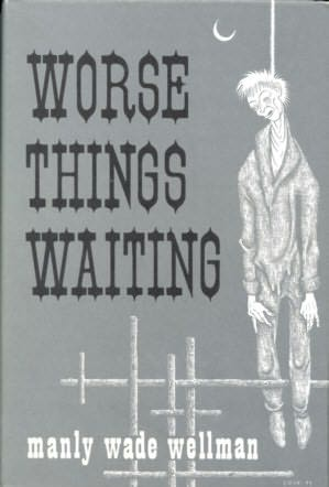 book cover of Worse Things Waiting