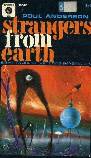 book cover of Strangers from Earth