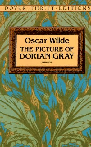 Book cover of the picture of dorian gray and three stories