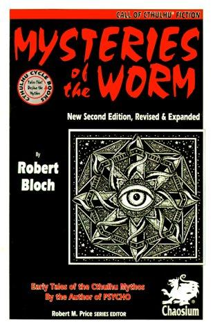 book cover of Mysteries of the Worm