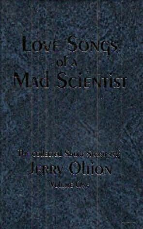 book cover of Love Songs of a Mad Scientist